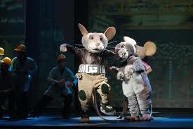 contratar a el raton perez