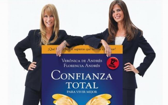 """Contratar a Verónica de Andrés y Florencia Andrés """"Confianza Total"""""""