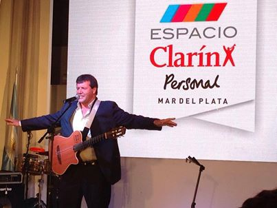 EVENPRO junto a Carlos García en el espacio Clarín de mar del plata