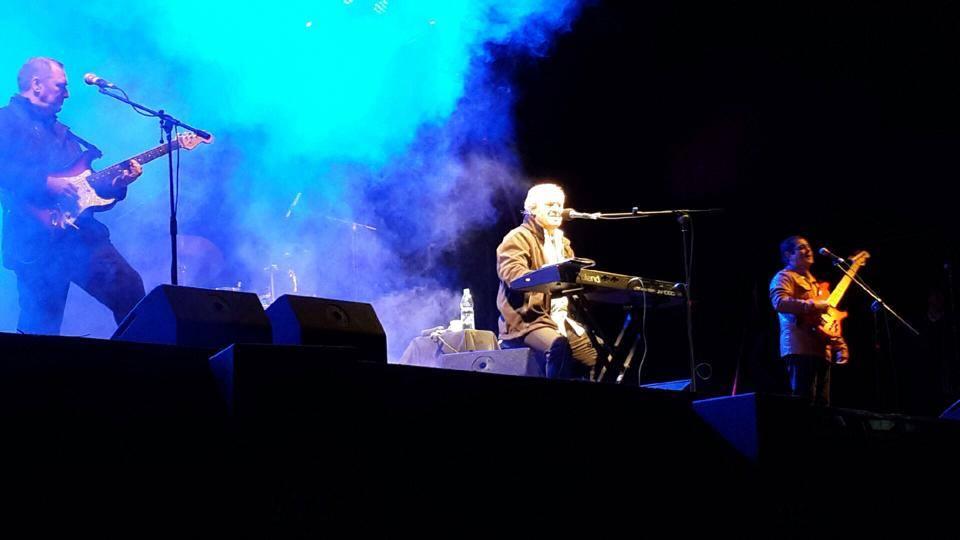 EVENPRO junto a César Banana Pueyredon en Fray Ventos Uruguay