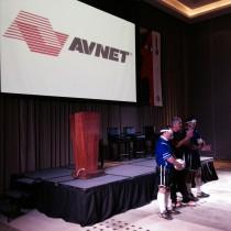 EVENPRO junto a Enrique Nardone en conferencia «confianza Ciega» para Avnet