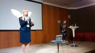 EVENPRO junto a Veronica de Andres y Florencia Andres para Accenture.