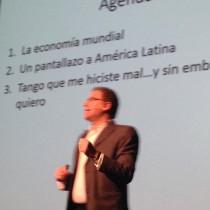 EVENPRO junto a Andres Borenstein para la convención anual de Red Link en Rosario