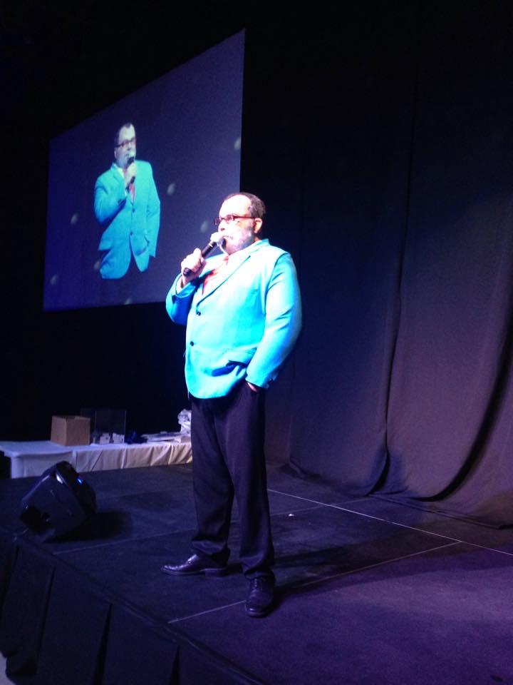 EVENPRO junto a Fernando Ramírez en  la gala de industrias Juan F Secco en Rosario, Santa Fe.