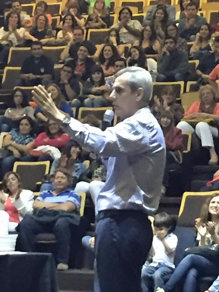 Conferencia de Bernardo Stamateas en San Luis