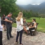 """Presentamos a Soledad Pastorutti en la """"Vendimia Solidaria"""" en Mendoza"""
