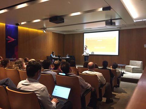 Conferencia de José del Río para líderes de IT
