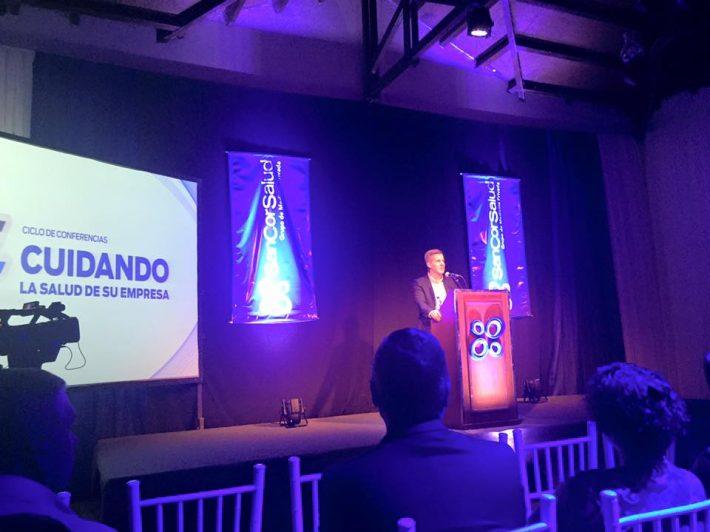 Martín Redrado conferencias para empresas