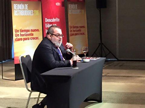 Conferencia de Jorge Lanata para empresas