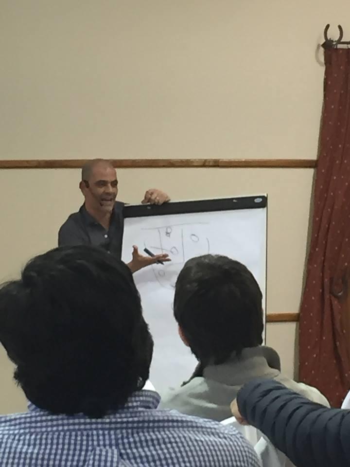 Charlas y conferencias de Sergio La OVEJA Hernandez