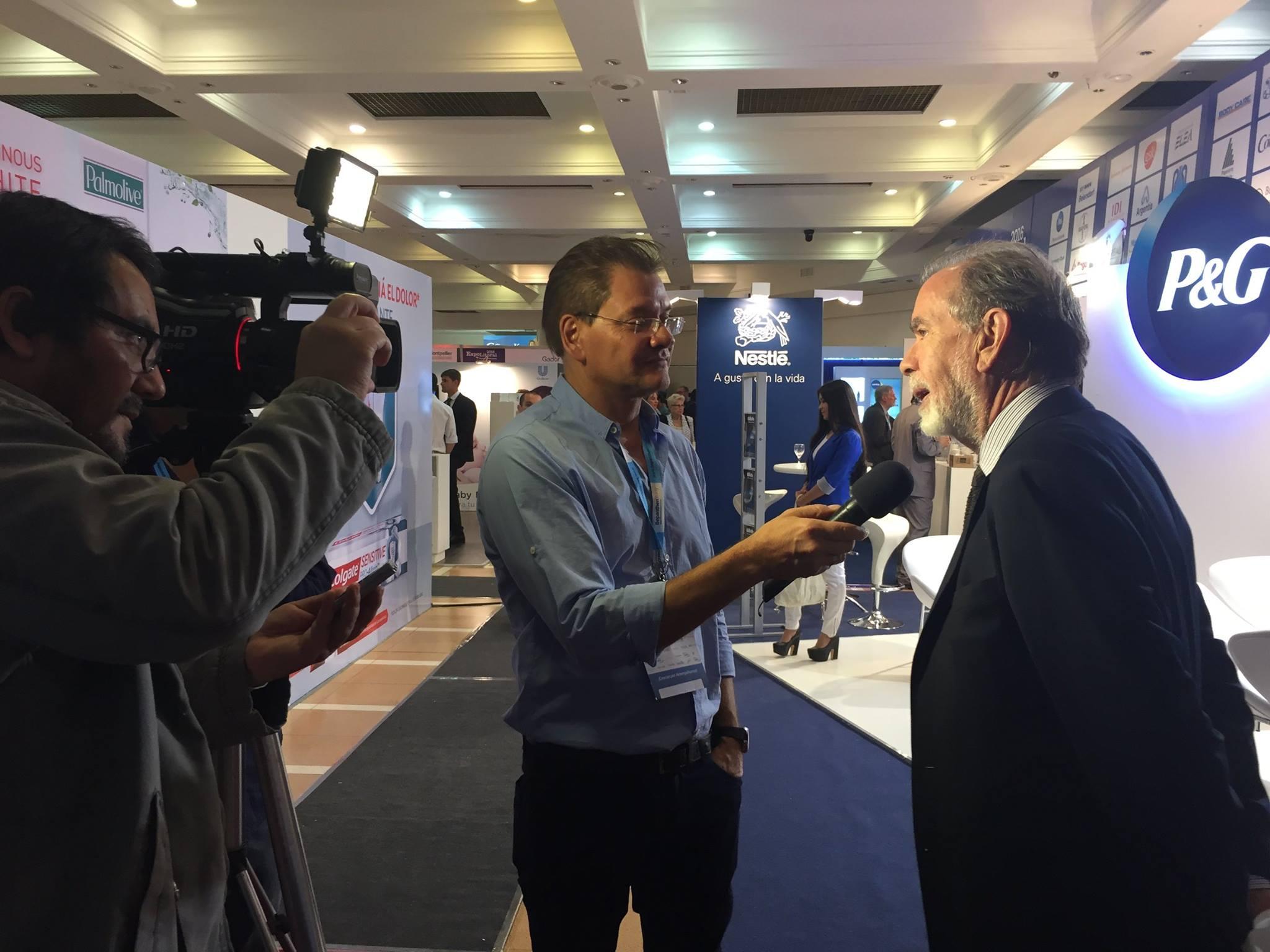 Conferencia de Javier Gonzalez Fraga para empresas