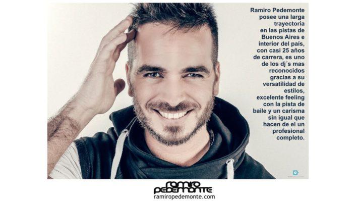 Contratar a DJ Ramiro Pedemonte