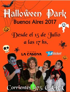 Contratar a Halloween Park