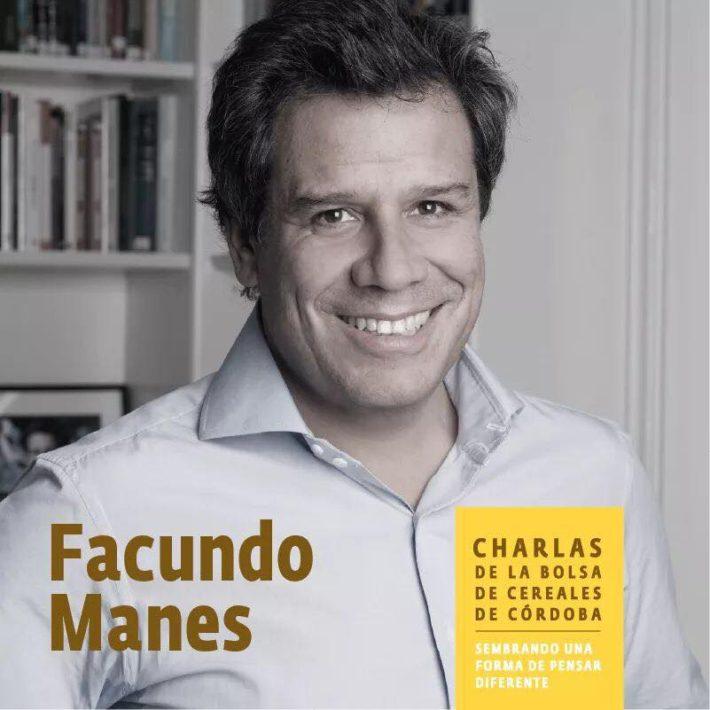 Charla de Facundo Manes para la Bolsa de Cereales de Córdoba