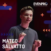 Mateo Salvatto Charlas y Conferencias