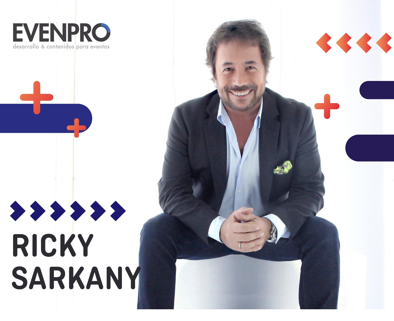 Ricky Sarkany Charlas y Conferencias