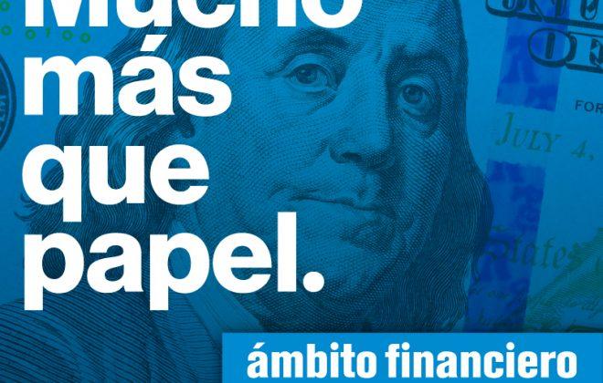 Campaña Publicitaria Ambito Financiero